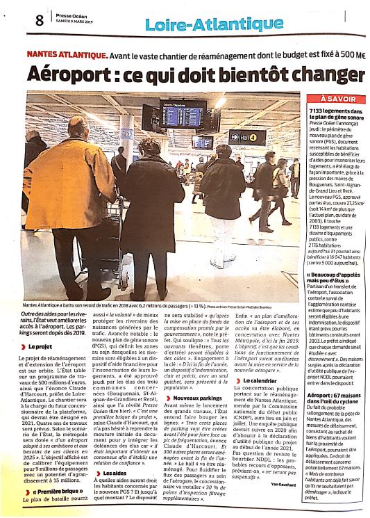 Article Presse Océan 9mars19